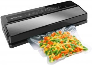 GERYON Vacuum Sealer Machine, Automatic Food Sealer for Food Savers